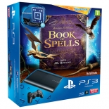 Playstation 3 Super Slim (12Gb) + PS Move + Wonderbook + Книга заклинаний