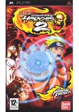 Naruto: Ultimate Ninja Heroes 2 (PSP)