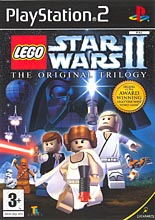 Lego Star Wars II the Original Trilogy (PS2)