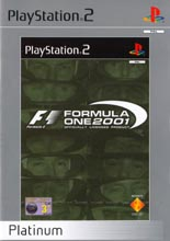 Formula One 2001 SCEE