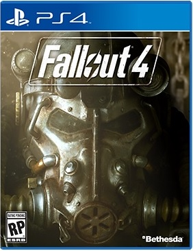 Fallout 4 (PS4) (Б/У)