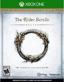 The Elder Scrolls Online: Tamriel Unlimited (XboxOne) от GamePark.ru