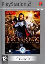 Lord of the Rings: Return of the King (PS2)