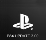 PS4 System Update 2.00