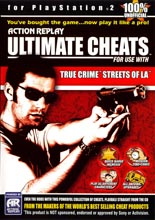 Ultimate Cheats: True Crime:Street of LA