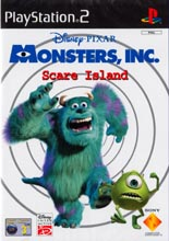 Monster Inc. Scare Island