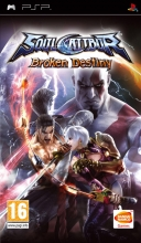 SoulCalibur: Broken Destiny (PSP)