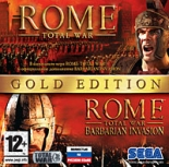 Rome: Total War Gold Edition (PC-DVD)