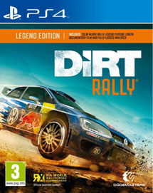 Dirt Rally Legend Edition (PS4) (GameReplay) фото