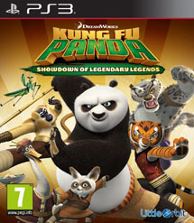 Кунг-Фу Панда: Решающий Поединок Легендарных Героев (PS3)