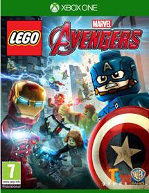 LEGO: Marvel Мстители (XboxOne)
