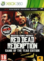 Red Dead Redemption GOTY ( Xbox 360)