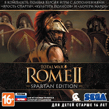 TOTAL WAR: ROME II. SPARTAN EDITION (PC Jewel)