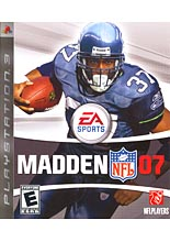 Madden NFL 07 (PS3)