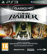 Tomb Raider Trilogy - Classics HD (PS3)