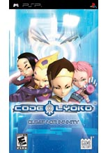 Code Lyoko: Quest for Infinity (PSP)