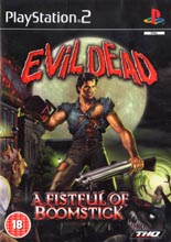 Evil Dead: A Fistful of Boomstick