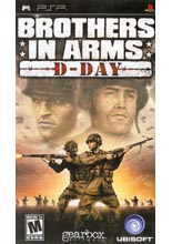 Brothers in Arms D-Day (PSP)