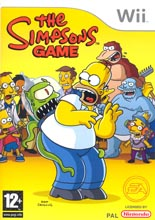 Simpsons Game (Wii)