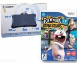 Premium Fitness Board + RRR: TV Party (Wii)