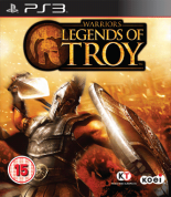 Warriors: Legends of Troy (PS3)