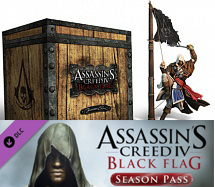 Assassin's Creed 4 (IV) Black Flag. Buccaneer edition (PS3)