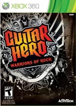 Guitar Hero: Warriors of Rock (Xbox 360)