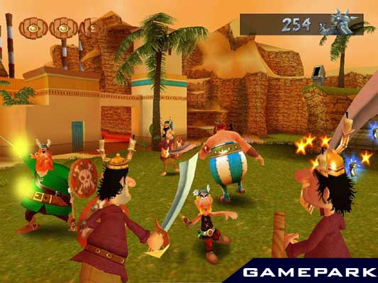 Asterix And Obelix Pc Game
