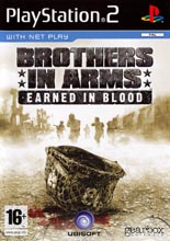 Brothers in Arms Earned in Blood (PS2)