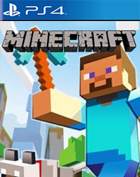 Minecraft: Playstation 4 Edition (PS4) (GameReplay)
