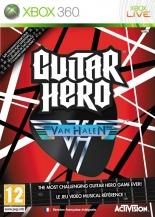 Guitar Hero Van Halen (Xbox 360) (Б/У)