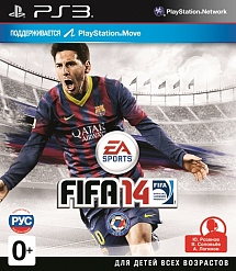 FIFA 14 (PS3) (GameReplay) от GamePark.ru