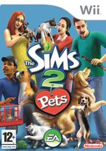 Sims 2 Pets (Wii)