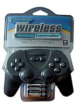 Controller Wireless Analog /Joytech/