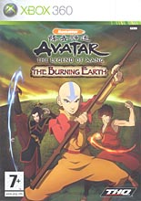 Avatar the Legend of Aang the Burning Earth (Xbox 360)