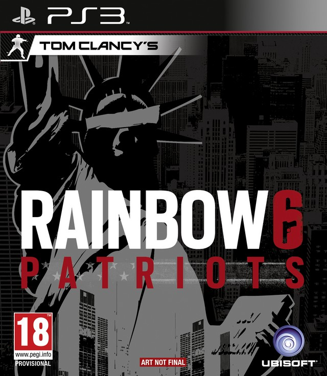 Tom Clancy's Rainbow 6 Patriots (PS3)