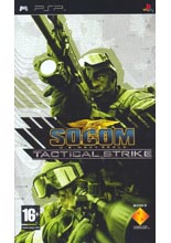 SOCOM: U.S. Navy SEALs Tactical Strike(PSP)