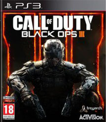 Call of Duty: Black Ops 3 (PS3) (GameReplay)