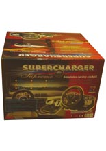 РУЛЬ Supercharger Feedback (PS2/PS3/PC USB)