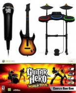 Guitar Hero World Tour - Complete Band Pack (Xbox 360)