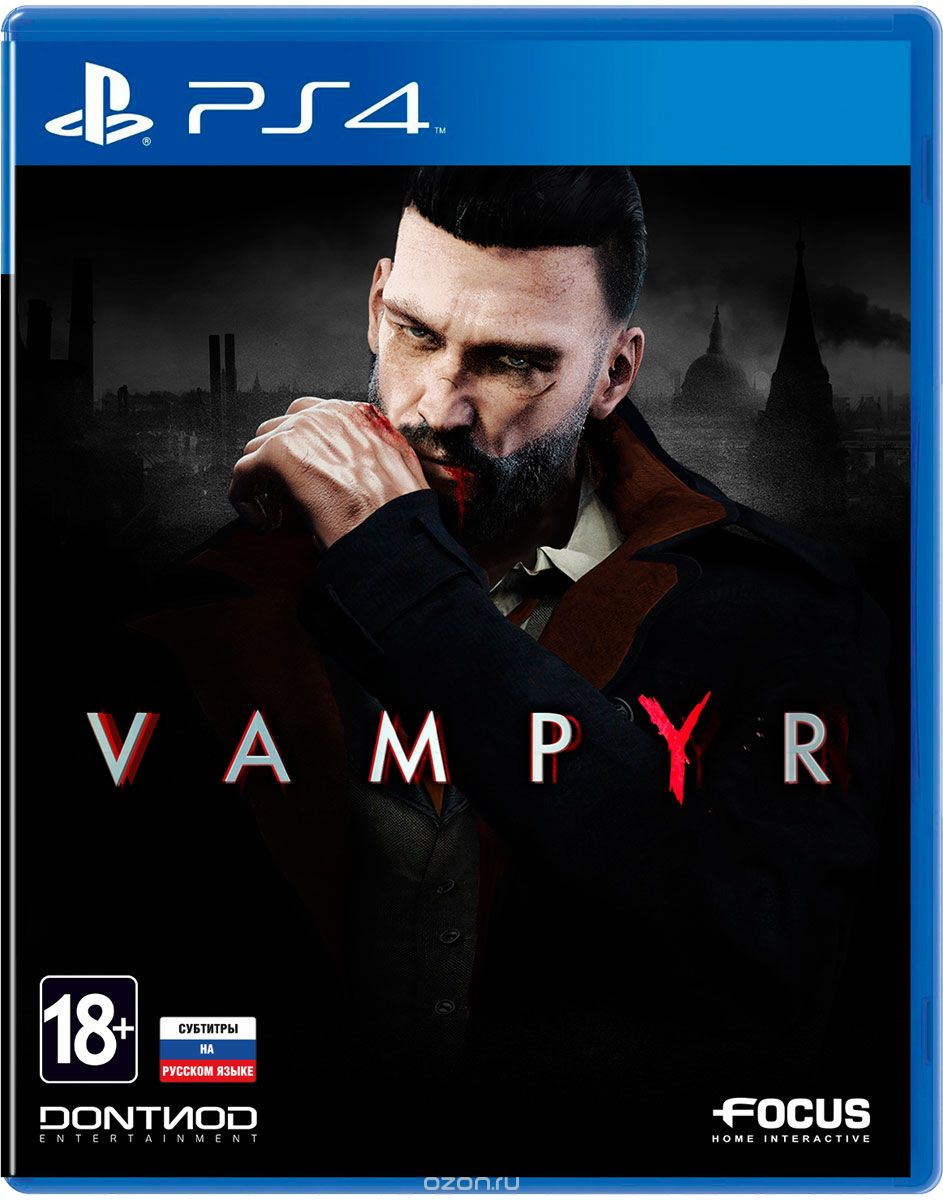 Vampyr (PS4) (GameReplay)