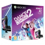 Microsoft Xbox 360 (4 Gb) + Kinect + Kinect Adv. + Dance Central 2