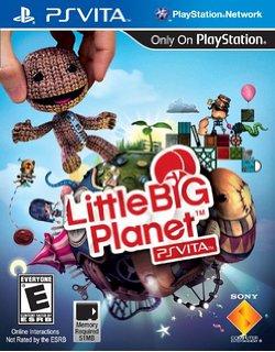 LittleBigPlanet (Цифровой код) (PS Vita)