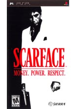 SCARFACE Money Power Respect