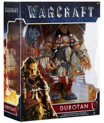 Фигурка Warcraft - Дуротан