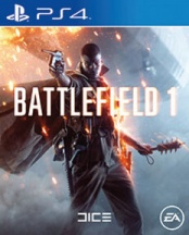 Battlefield 1 (PS4) (GameReplay) Electronic Arts
