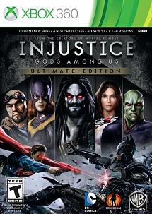 Injustice: Gods Among Us Ultimate Edition (Xbox360) от GamePark.ru