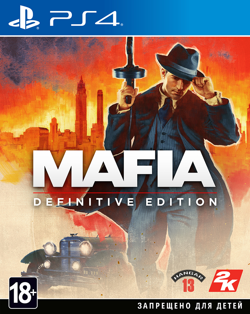 Mafia. Definitive Edition (PS4) (GameReplay)
