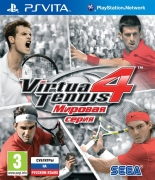 Virtua Tennis 4: Мировая серия (PS Vita) (GameReplay)