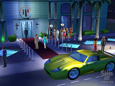 Скачать Симс 2 - Моды и дополнения к играм The Sims